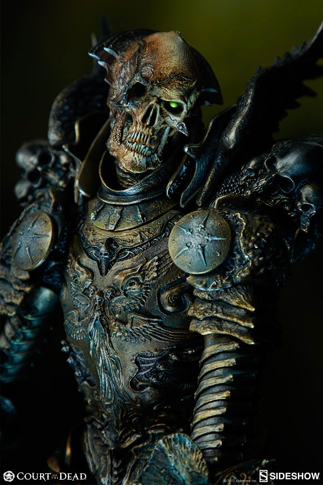Sideshow Collectibles Court of the Dead Mortighull Risen