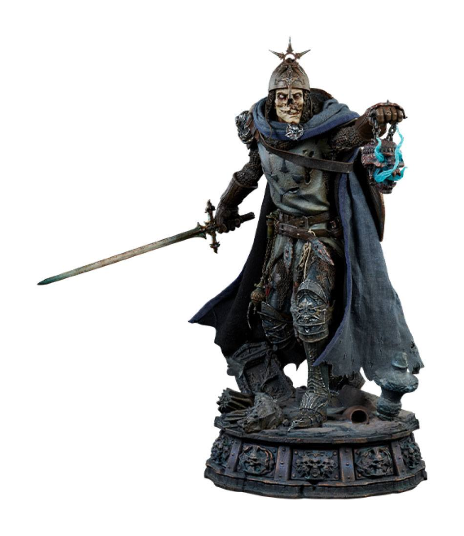 Sideshow Collectibles Court of the Dead Relic Ravlatch: Paladin of the Dead Premium Format Statue