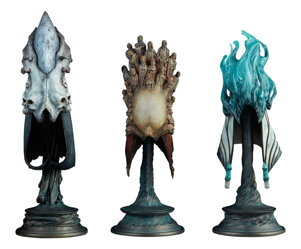 Sideshow Collectibles Court of the Dead The Aspects of Death 3-Pack 1/4 Mask
