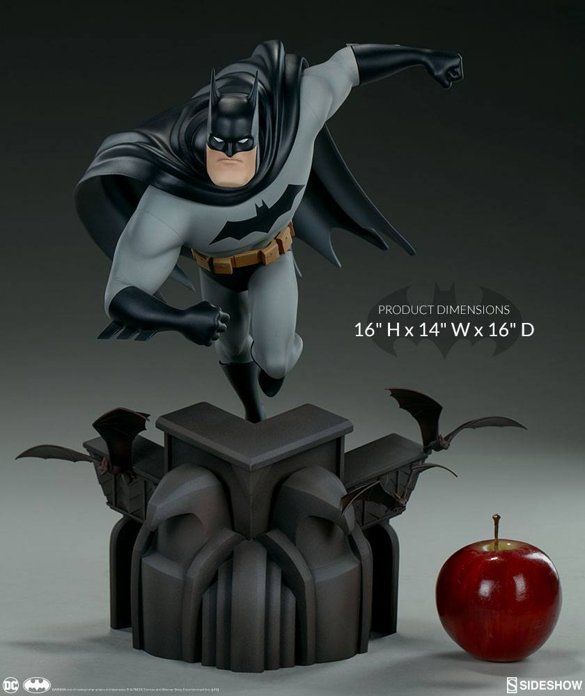 Sideshow Collectibles DC Animated Series Collection Batman Statue