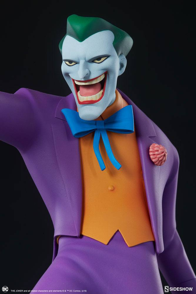 Sideshow Collectibles DC Animated Series Collection The Joker Statue
