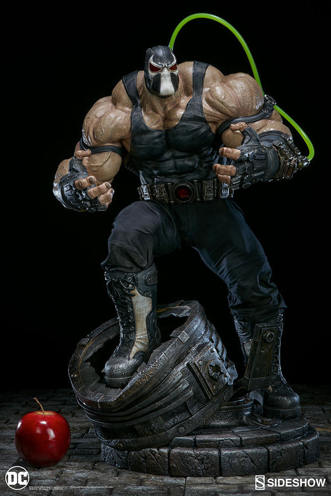 Sideshow Collectibles DC Comics Bane Premium Format Figure Statue - Movie Figures - 4