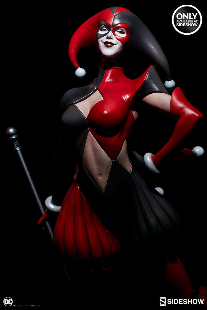 Sideshow Collectibles DC Comics Harley Quinn by Stanley Lau Sideshow Exclusive Statue