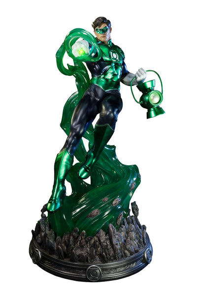 Sideshow Collectibles DC Comics Justice League New 52 Green Lantern 1/4 Statue