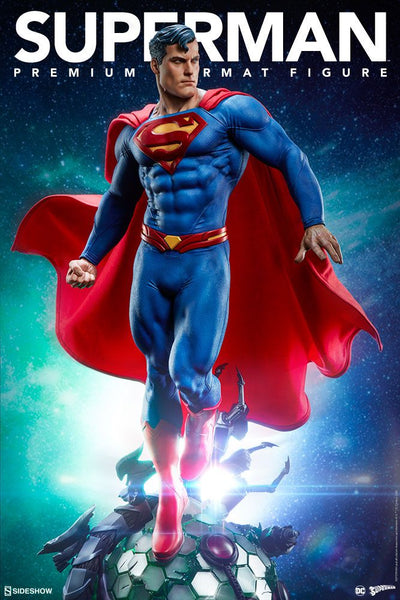 a21f4c9d9202 Sideshow Collectibles DC Comics Superman Premium Format Figure 1/4 Statue