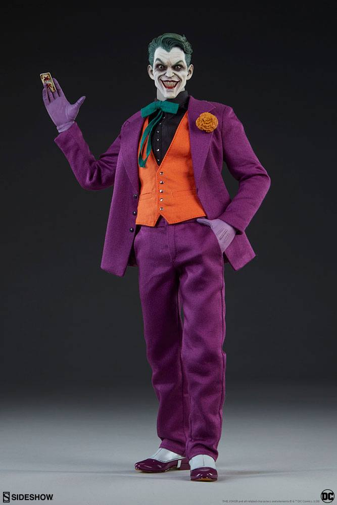 Sideshow Collectibles DC Comics The Joker 1/6 Action Figure