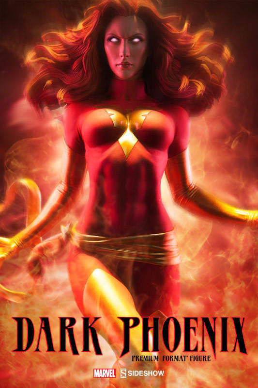 Sideshow Collectibles Dark Phoenix Premium Format Figure Pre-Order Deposit - Movie Figures - 11