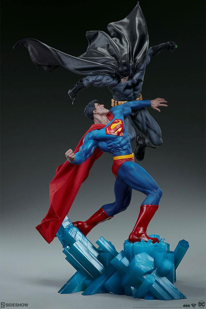 Sideshow Collectibles Dc Comics Batman v Superman Diorama