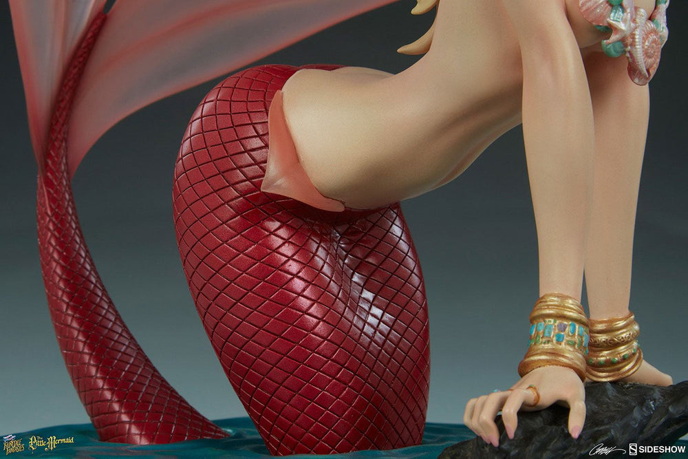 Sideshow Collectibles Fairytale Fantasies Collection The Little Mermaid (Morning) Statue
