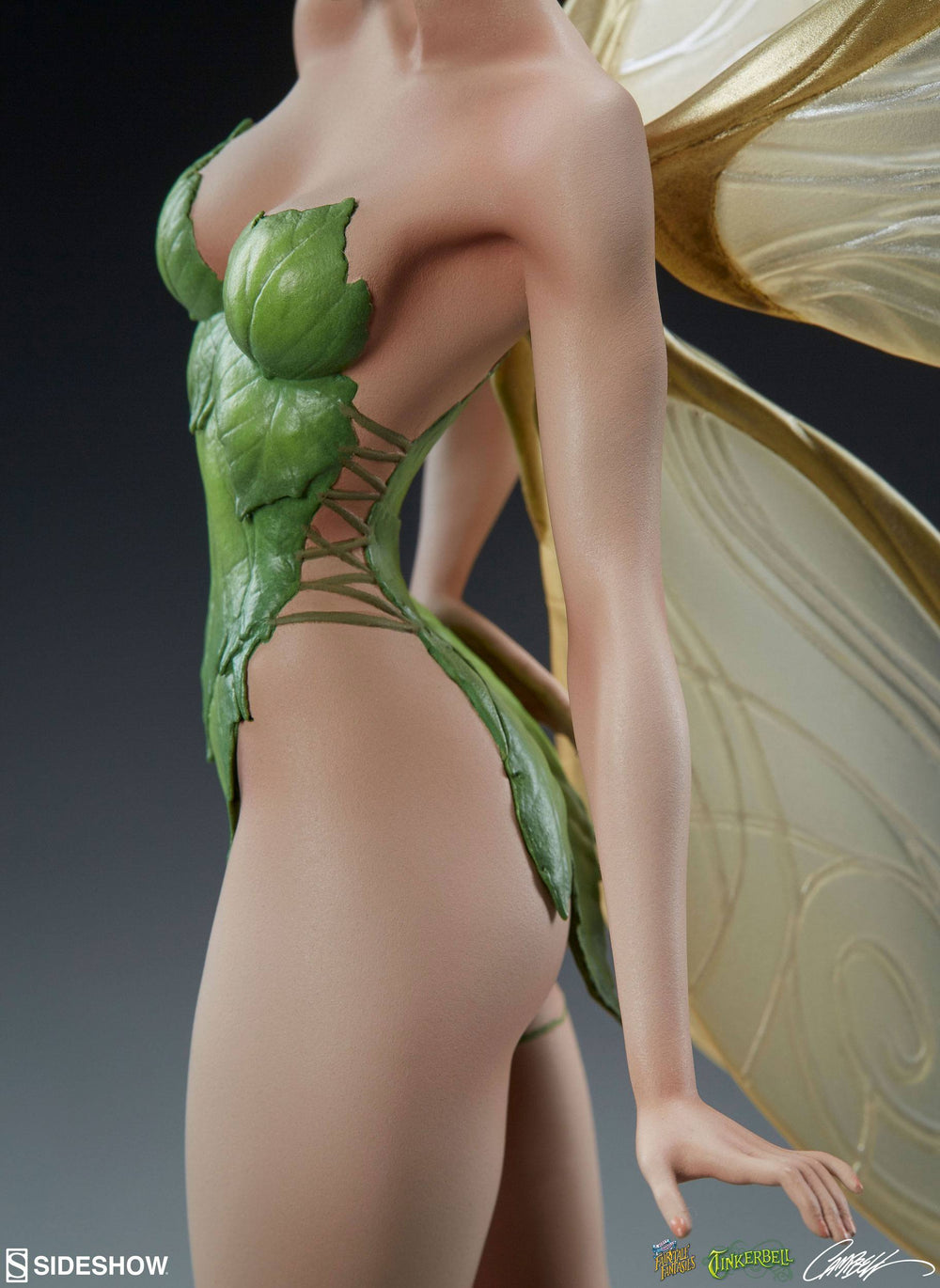 Sideshow Collectibles Fairytale Fantasies Collection Tinkerbell Statue
