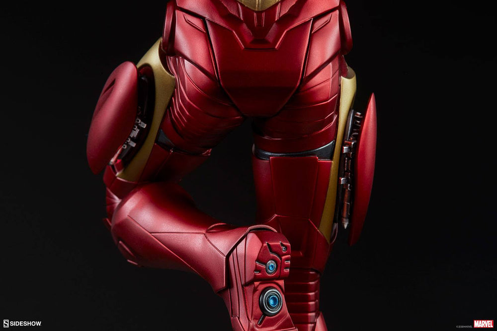 Sideshow Collectibles Marvel Comics Adi Granov Artist Series Iron Man Extremis Mark II 1/5 Statue