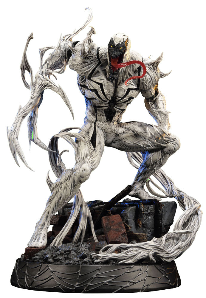 Sideshow Collectibles Marvel Comics Anti-Venom Statue - Movie Figures - 1