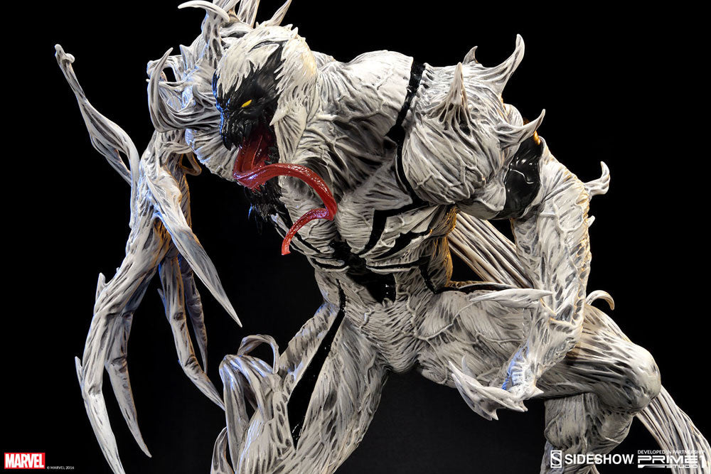 Sideshow Collectibles Marvel Comics Anti-Venom Statue - Movie Figures - 3