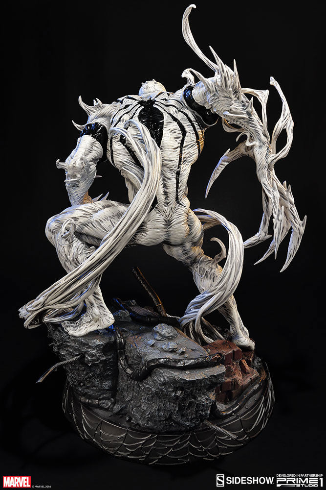 Sideshow Collectibles Marvel Comics Anti-Venom Statue - Movie Figures - 5