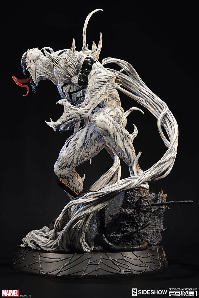 Sideshow Collectibles Marvel Comics Anti-Venom Statue - Movie Figures - 8