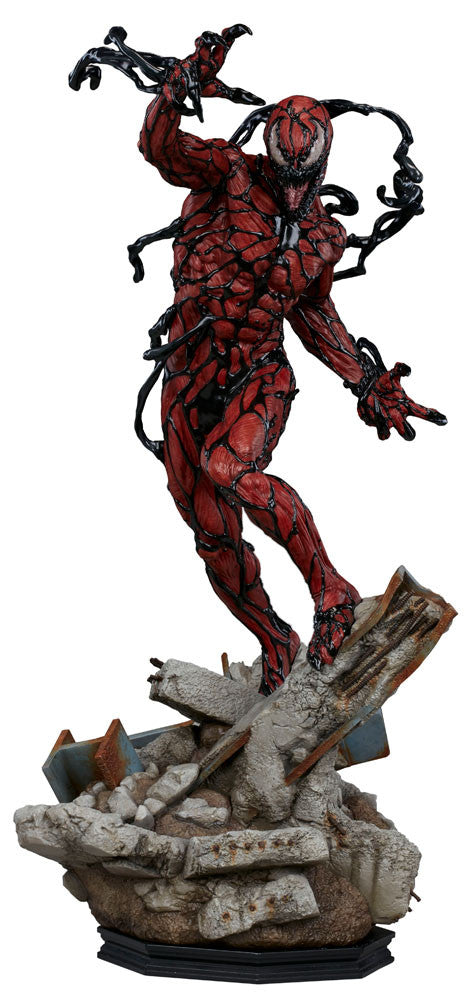 Sideshow Collectibles Marvel Comics Carnage Premium Format 1/4 Statue