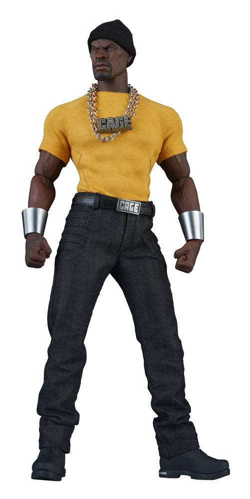 Sideshow Collectibles Marvel Comics Luke Cage 1/6 Action Figure