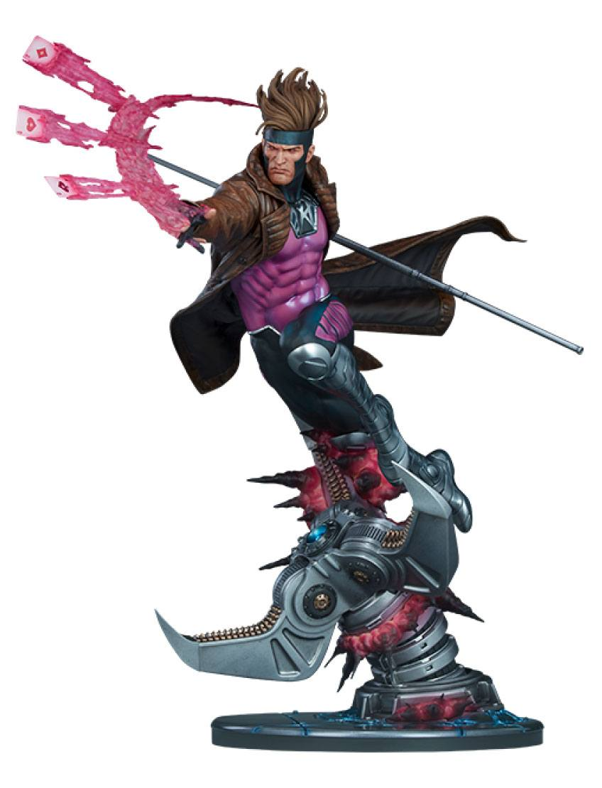 Sideshow Collectibles Marvel Gambit Maquette