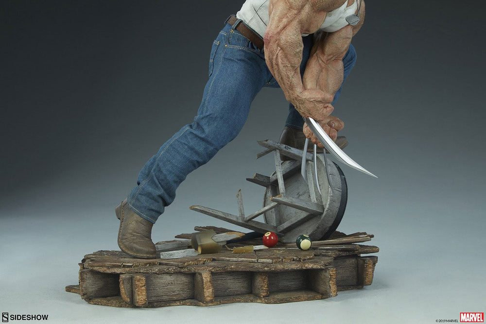 Sideshow Collectibles Marvel Logan Premium Format Statue