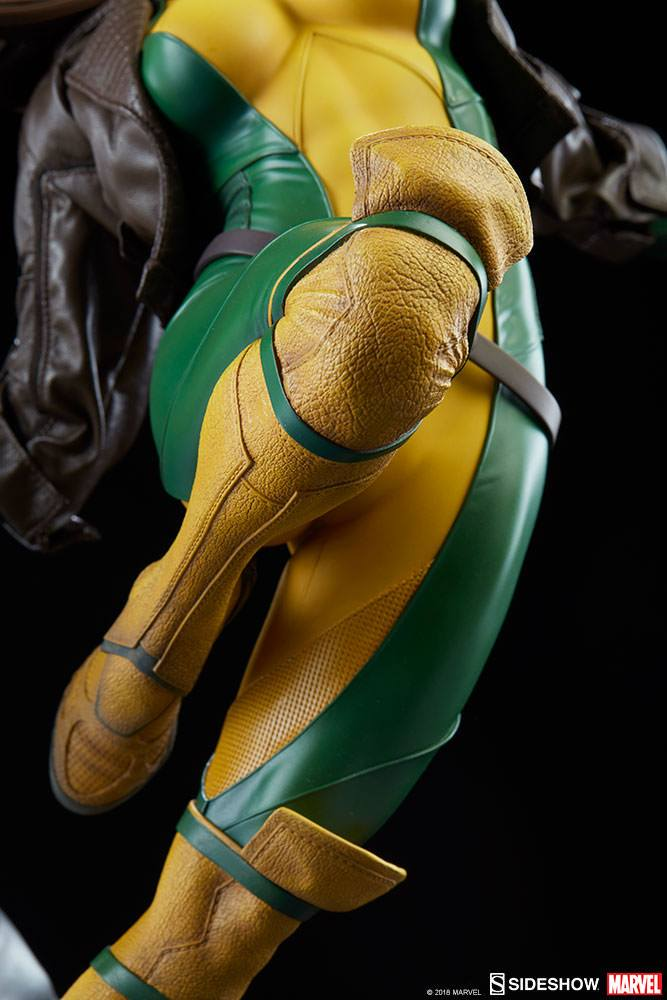 Sideshow Collectibles Marvel Rogue Maquette