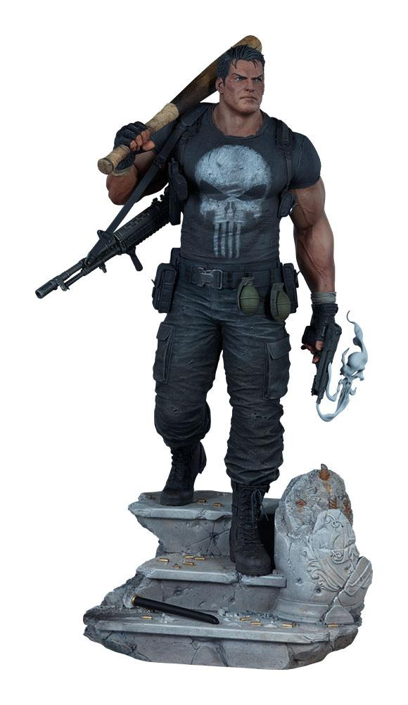 Sideshow Collectibles Marvel The Punisher Premium Format Statue