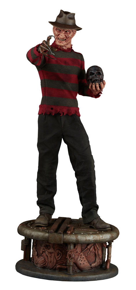 Sideshow Collectibles Nightmare on Elm Street Freddy Krueger Premium Format Figure 1/4 Statue