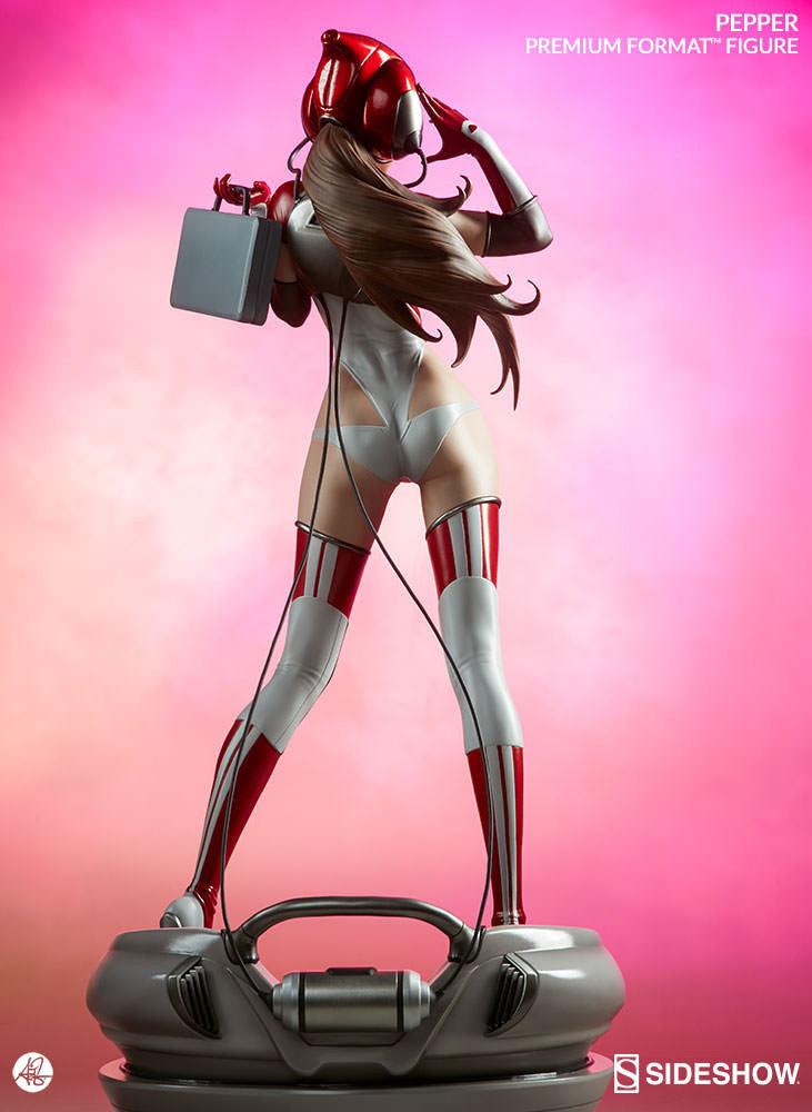 Sideshow Collectibles Stanley Lau Pepper 1/4 Premium Format Figure Pre-Order Deposit - Movie Figures - 14