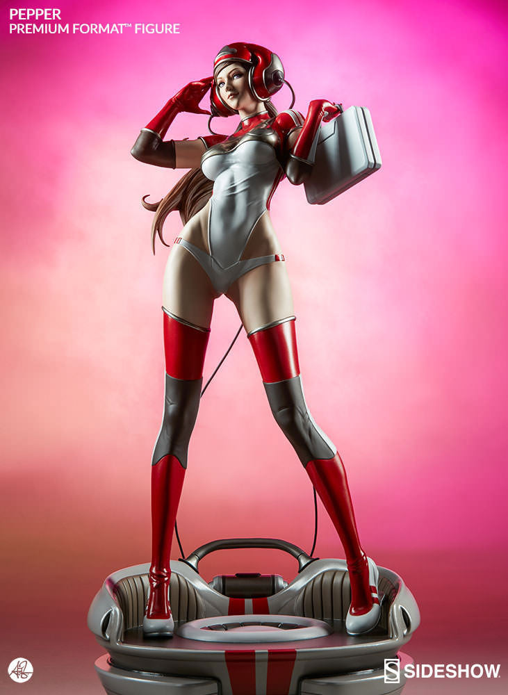Sideshow Collectibles Stanley Lau Pepper 1/4 Premium Format Figure Pre-Order Deposit - Movie Figures - 2