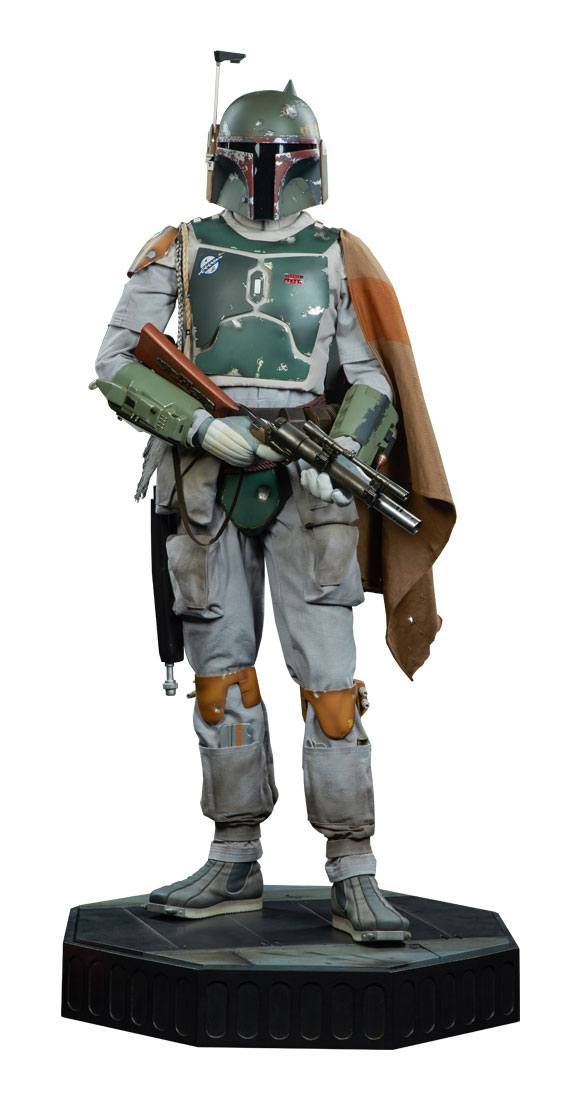 Sideshow Collectibles Star Wars Boba Fett Legendary Scale 1/2 Statue