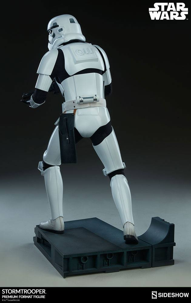 Sideshow Collectibles Star Wars Episode IV Stormtrooper Premium Format Figure 1/4 Statue