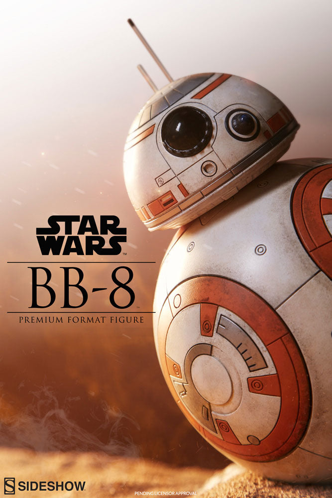 Sideshow Collectibles Star Wars Episode VII BB-8 Premium Format Figure 1/4 Statue