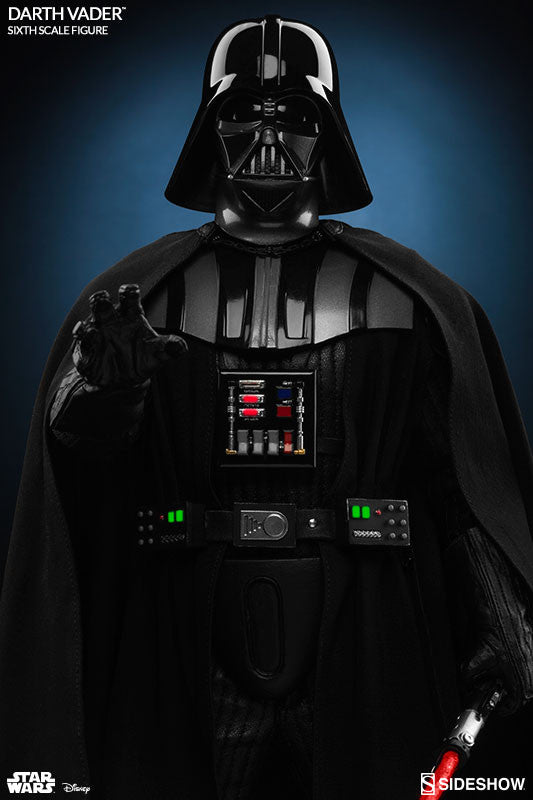 Sideshow Collectibles Star Wars Episode VI Darth Vader 1/6 Action Figure - Movie Figures - 2