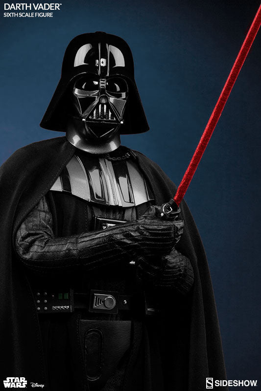 Sideshow Collectibles Star Wars Episode VI Darth Vader 1/6 Action Figure - Movie Figures - 4