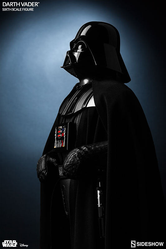 Sideshow Collectibles Star Wars Episode VI Darth Vader 1/6 Action Figure - Movie Figures - 8