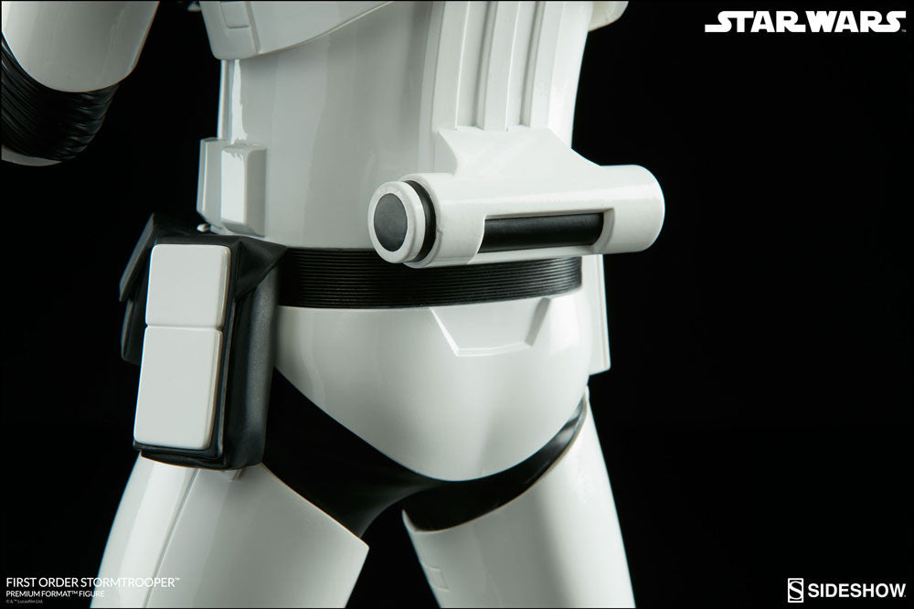 Sideshow Collectibles Star Wars First Order StormTrooper Premium Format Figure Statue - Movie Figures - 10
