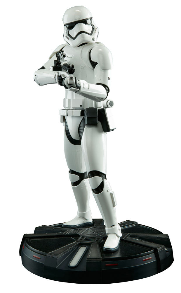 Sideshow Collectibles Star Wars First Order StormTrooper Premium Format Figure Statue - Movie Figures - 1