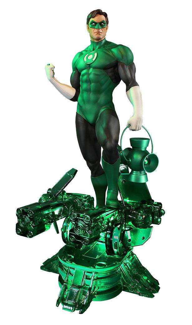 Sideshow Collectibles Tweeterhead DC Comic Green Lantern Maquette Statue