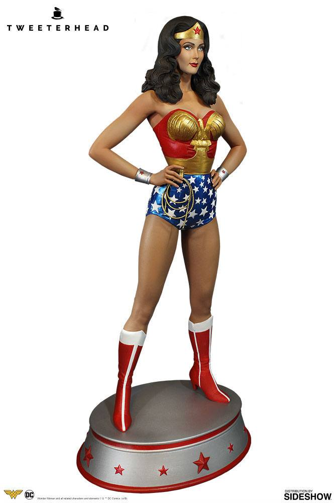 Sideshow Collectibles Tweeterhead DC Comic Wonder Woman Maquette Statue