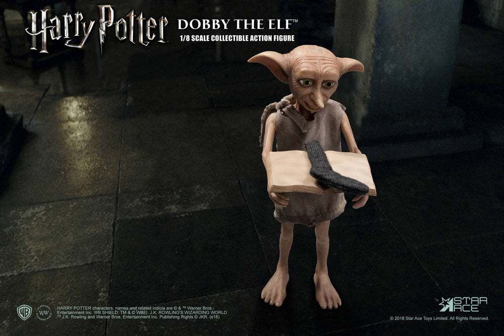 Star Ace Toys Harry Potter Dobby 1/8 Action Figure