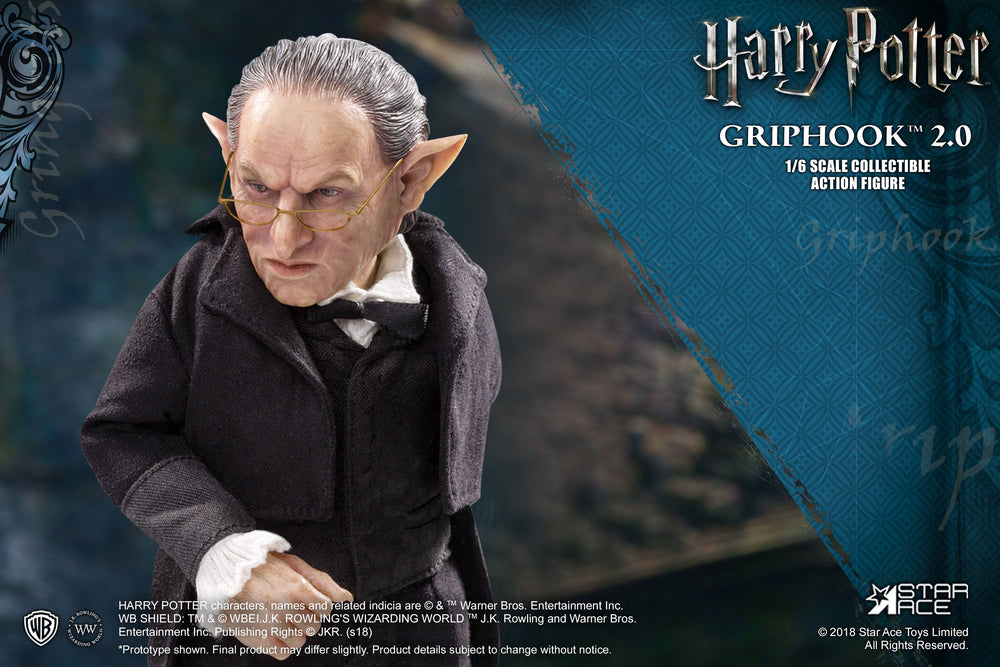 Star Ace Toys Harry Potter Griphook Version 2.0 1/6 Action Figure