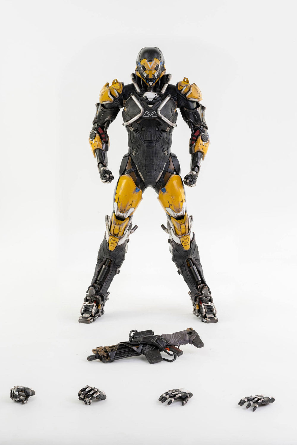 Threezero Anthem Ranger Javelin 1/6 Action Figure