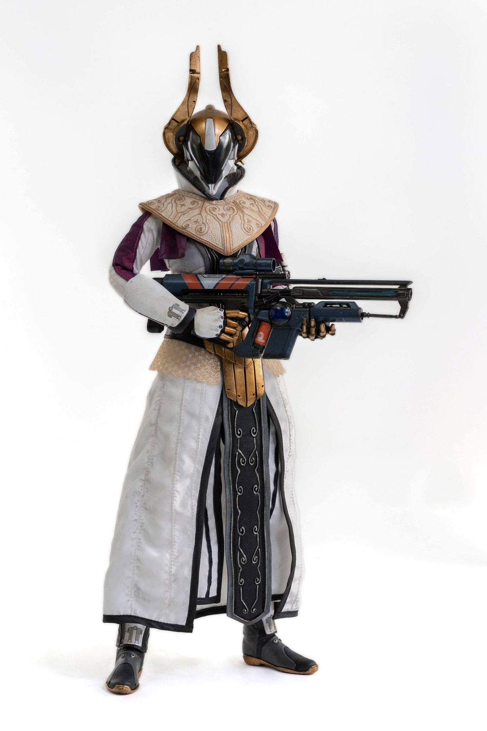 Threezero Destiny 2 Warlock Philomath Calus's Selected Shader 1/6 Action Figure