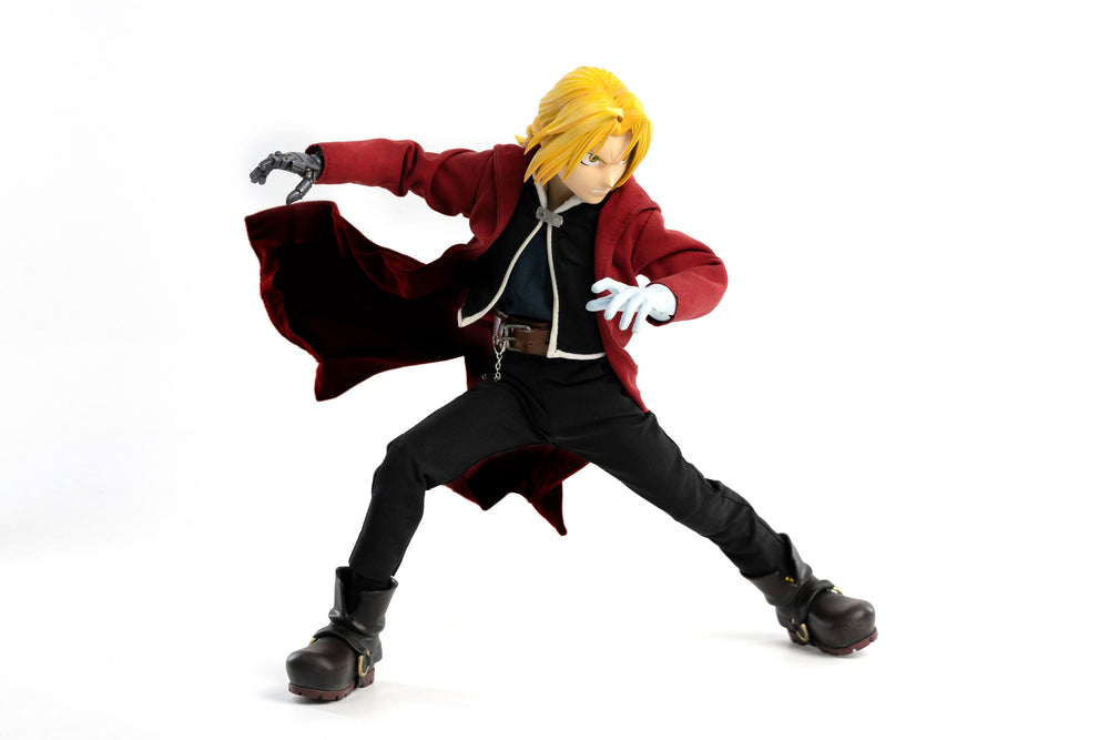 Threezero Fullmetal Alchemist: Brotherhood Edward Elric 1/6 Action Figure