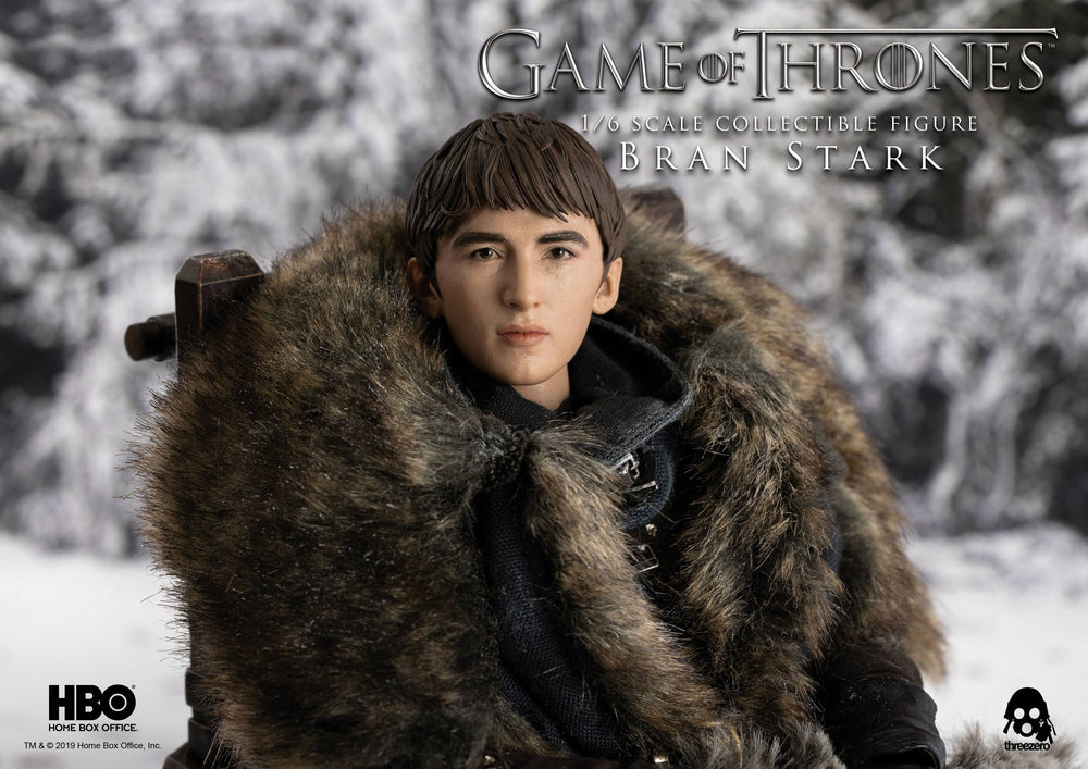 Threezero Game Of Thrones Bran Stark 1/6 Action Figure