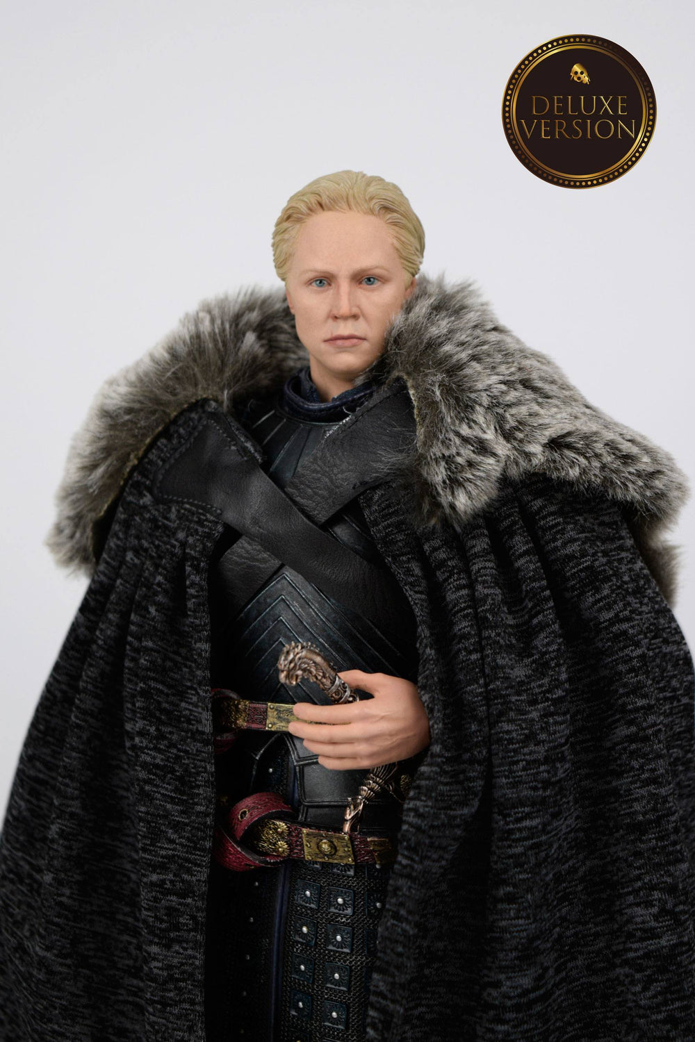 Threezero Game Of Thrones Brienne of Tarth Deluxe Version 1/6 Action Figure