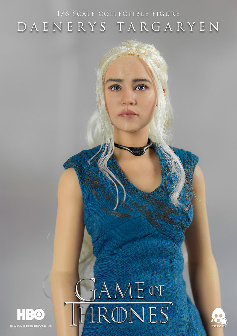 Threezero Game Of Thrones Daenerys Targaryen 1/6 Action Figure - Movie Figures - 9