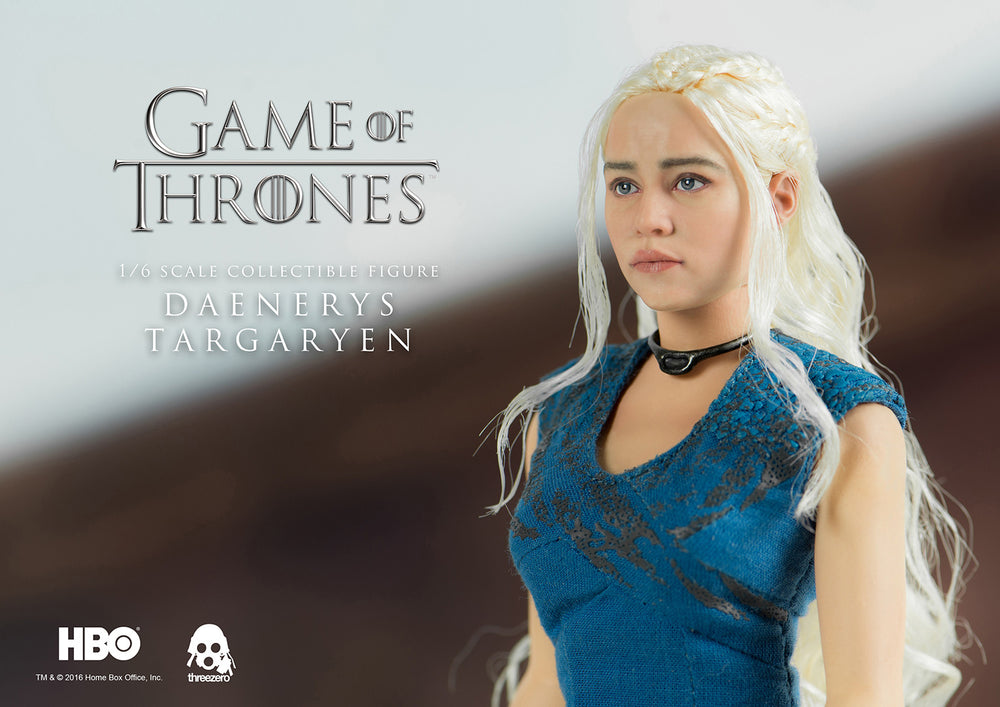Threezero Game Of Thrones Daenerys Targaryen 1/6 Action Figure - Movie Figures - 10