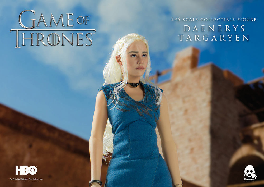 Threezero Game Of Thrones Daenerys Targaryen 1/6 Action Figure - Movie Figures - 12