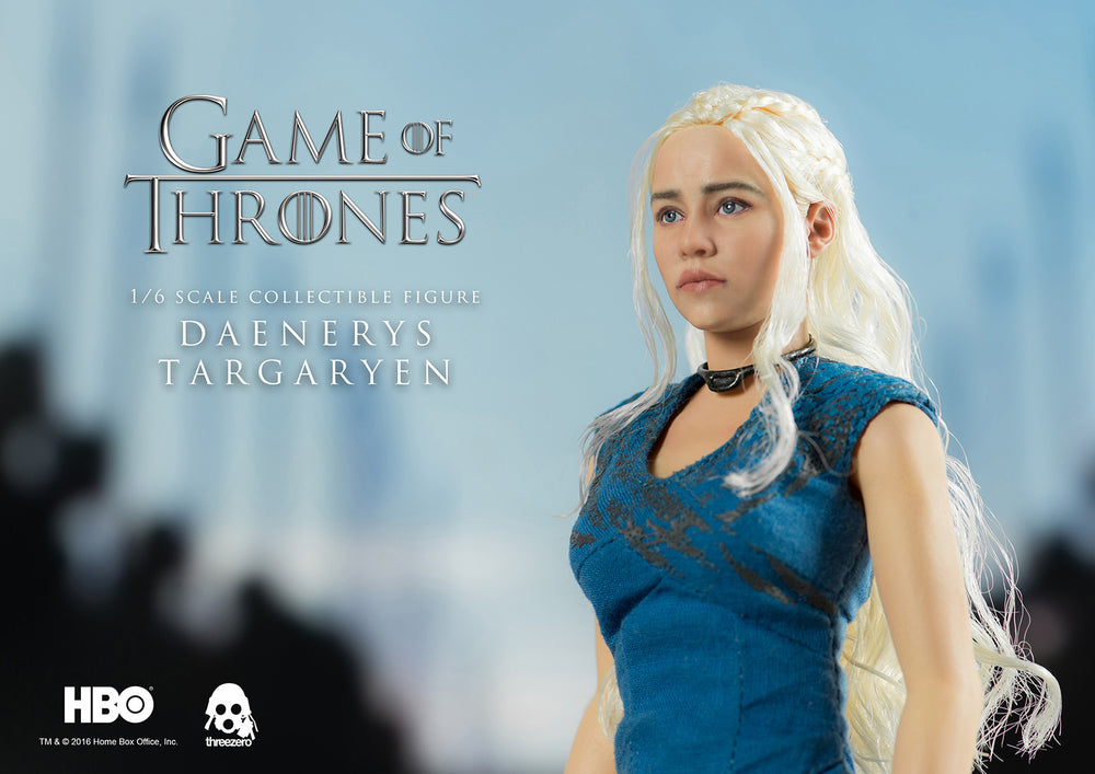 Threezero Game Of Thrones Daenerys Targaryen 1/6 Action Figure - Movie Figures - 13