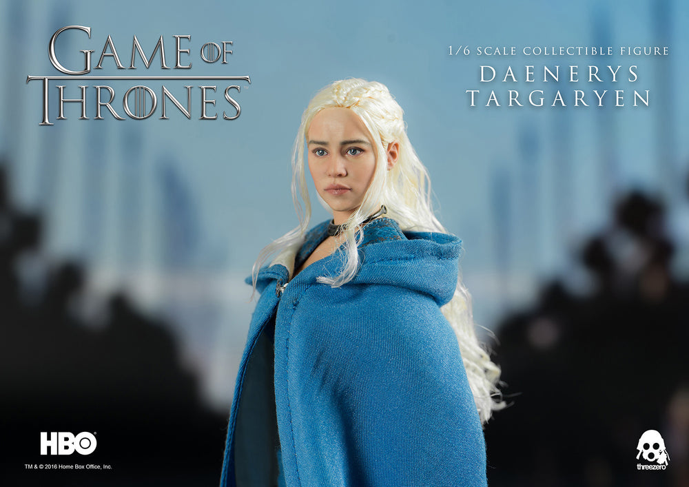 Threezero Game Of Thrones Daenerys Targaryen 1/6 Action Figure - Movie Figures - 14